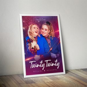 Twinty Twinty A2-Poster